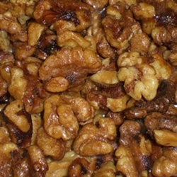 Walnut Halves and Pieces Candied - 5 Lb.