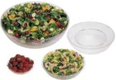 Cambro Pebbled Round Bowl 15 in.