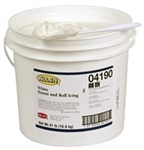 Allen Jwa Icing White Donut and Roll - 40 Lb.