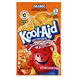 Kraft Nabisco Kool Aid Orange Beverage - 0.15 Oz.