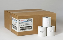 National Checking Register Roll 1 Ply Thermal White Bond - 3.13 in.