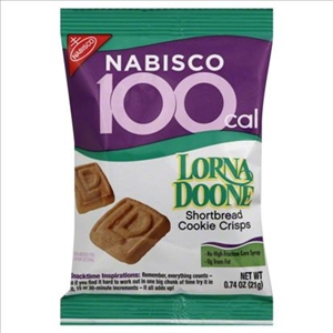 Kraft Nabisco Lorna Doone 100 Calorie Cookie Pack - 0.74 Oz.