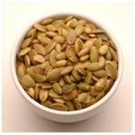 Azar Roasted and Salted Pepitas 10 Pound Pumpkin Seed