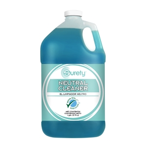 Surety Neutral Cleaner - 1 Gallon
