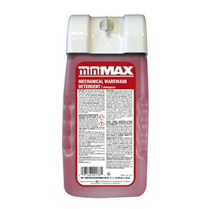 U.S.C. Minimax Mechanical Warewash Detergent - 3100 Ml.
