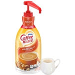 Nestle Coffee Mate Hazelnut Creamer With Pump - 1.5 Liter
