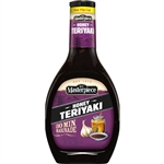 K.c. Masterpiece Marinade Honey Teriyaki With Sesame - 16 Oz.