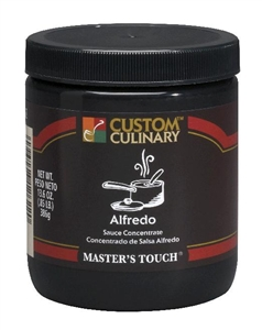 Masters Touch Alfredo Sauce Concentrate Paste - 13.6 oz.