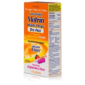 Motrin Childrens Ib Infant Suspension Drop - 1 Fl. Oz.