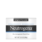 Neutrogena Facial Original Formula Cleansing Bar - 3.5 Oz.