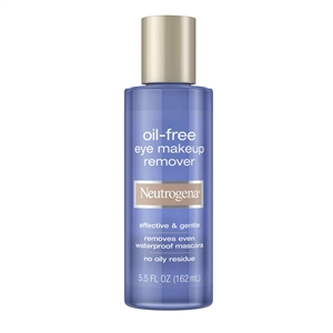 Neutrogena Oil Free Eye Makeup Remover - 5.5 Fl. Oz.