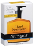 Neutrogena Liquid Fragrance Free - 8 Fl. Oz.