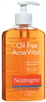Neutrogena Oil-Free Acne Wash - 9.1 Fl. Oz.