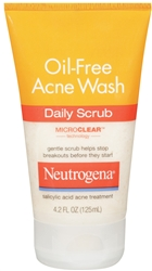 Neutrogena Oil Free Daily Scrub - 4.2 Fl. Oz.