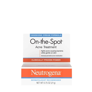 Neutrogena On The Spot Acne Treatment - 0.75 Oz.
