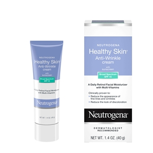 Neutrogena Healthy Skin Anti Wrinkle Cream Spf 15 - 1.4 Oz.