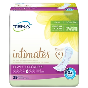 Tena Serenity Pads Heavy Long - 15 in.