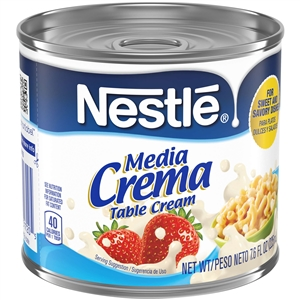 Nestle Media Crema Milk Powdered Milk Creamer - 7.6 Fl.oz.