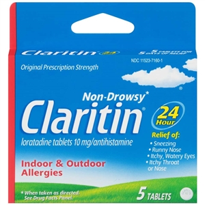 Schering-Plough Clartin Allergy Medicine 24 Hour