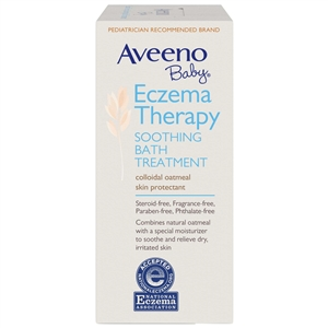Aveeno Baby Bath Baby Soothing Treatment - 3.75 Oz.