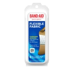 Johnson and Johnson Flexible Fabric Band-Aid Travel Pack