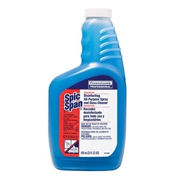 Procter and Gamble Spic and Span 3 in 1 Disinfecting Spray and Cleaner 22 Oz.