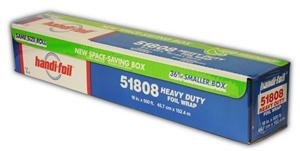 Handi Foil Heavy Duty Aluminum Foil Roll - 18 in. x 500 Ft.