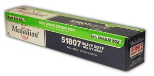 Handi Foil Heavy Duty Medallion - 18 in. x 500 Ft.