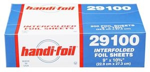 Handi Foil Interfolded Sheets - 9 in. x 10.75 in.