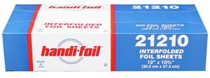 Handi Foil Interfolded Sheet - 12 in. x 10.75 in.