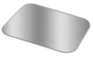 Foil Laminated Board Lid