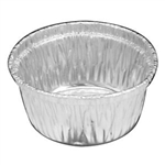 Handi Foil Round Container Cup - 4 Oz.
