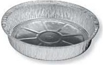 Handi Foil Round Container - 8 in.