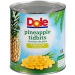 Pineapple Tidbits in Light Syrup