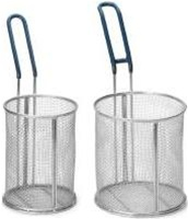Tablecraft Large Pasta Boil Basket - 6.5 in. x 7 in.