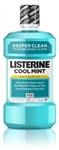 Johnson and Johnson Listerine Cool Mint Mouthwash