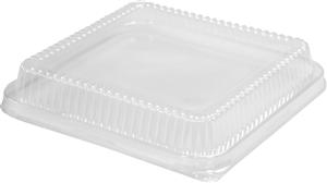 Half Steam Low Dome Lid Plastic
