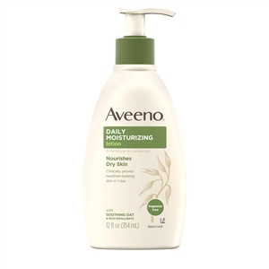 Aveeno Daily Moisture Body Lotion - 12 Fl. Oz.