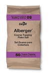 Cargill Alberger Coarse Topping Flake Salt - 50 lb