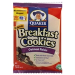 Quaker Fruit and Oatmeal Breakfast Oatmeal Raisin - 84.48 Oz.