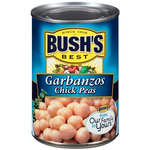 Bushs Best Garbanzo Beans - 16 Oz.