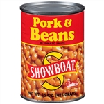 Showboat Pork and Beans - 15 Oz.