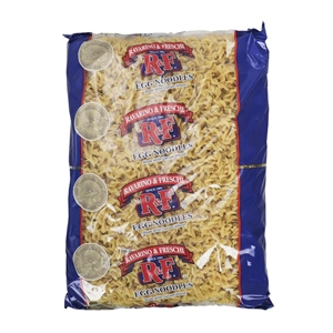 American Italian Ravarino and Freschi 5 Pound Wide Egg Noodle