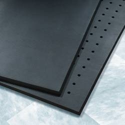 VIP Black Cloud Anti Fatigue Mat - 3 Ft. x 5 Ft.
