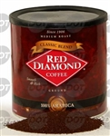 Red Diamond Classic Blend Coffee - 2.16 Lb.