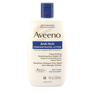 Aveeno Anti-Itch Lotion - 4 Fl. Oz.