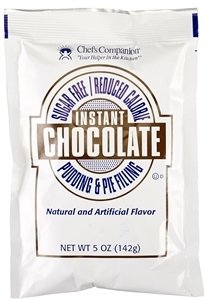 Sugar Free Instant Chocolate Pudding Mix - 5 Oz.