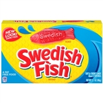 Swedish Fish Candy Red - 3.1 Oz.