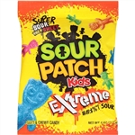 Sour Patch Candy Extreme Peg Bag - 4 Oz.