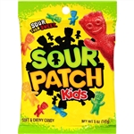 Sour Patch Candy Kids Peg Bag - 5 Oz.